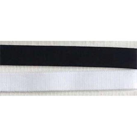 Резинка для бретелек 12мм, арт. ТВF-168, цв.белый, упак.50м