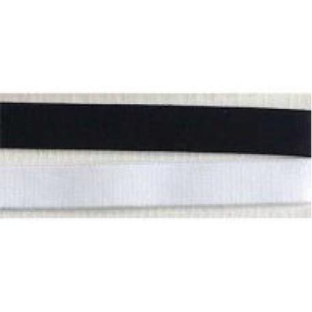 Резинка для бретелек 12мм, арт. ТВF-168, цв.черный, упак.50м