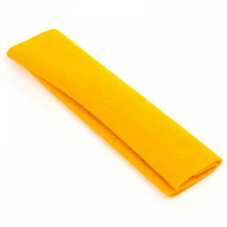 WIT.V503 Войлок 20*20см, 100% шерсть DE WITTE ENGEL цв.солнечно-желтый
