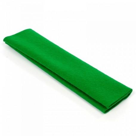 WIT.V545 Войлок 20*20см, 100% шерсть DE WITTE ENGEL цв.желто-зеленый
