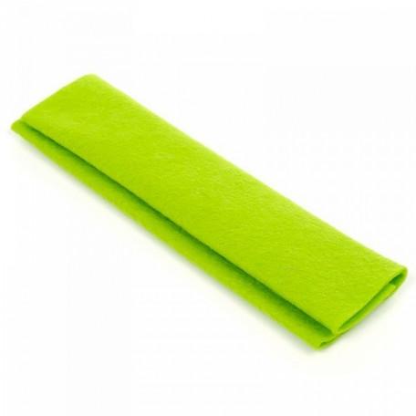 WIT.V602 Войлок 20*20см, 100% шерсть DE WITTE ENGEL цв.светло-зеленый