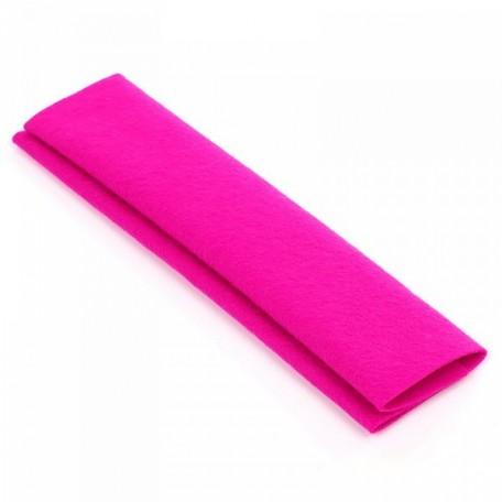 WIT.V624 Войлок 20*20см, 100% шерсть DE WITTE ENGEL цв.пурпурный