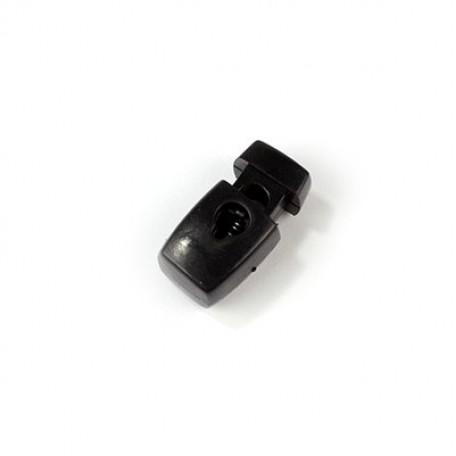 Фиксаторы пластмассовые арт.СМ27004, цв.99 черн.