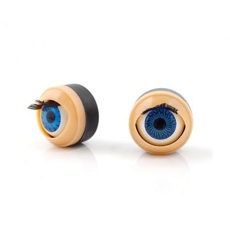 Глаза бегающие (моргающие) TBY 166 цв.синий упак 200шт.