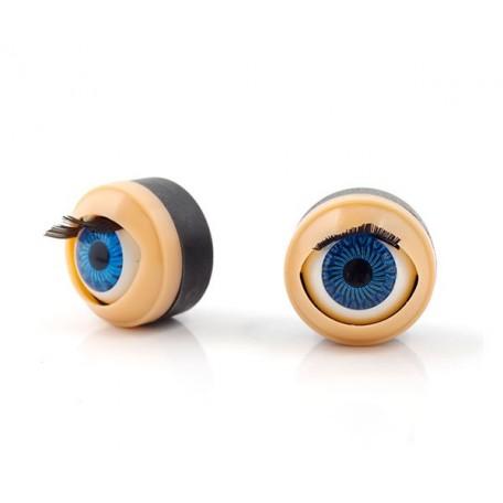 Глаза бегающие (моргающие) TBY 168 цв.синий упак 200шт.