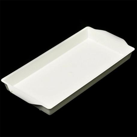 Набор поддонов для кирпича 8002 арт.Ц7.0800110 цв.белый 25х13х3см
