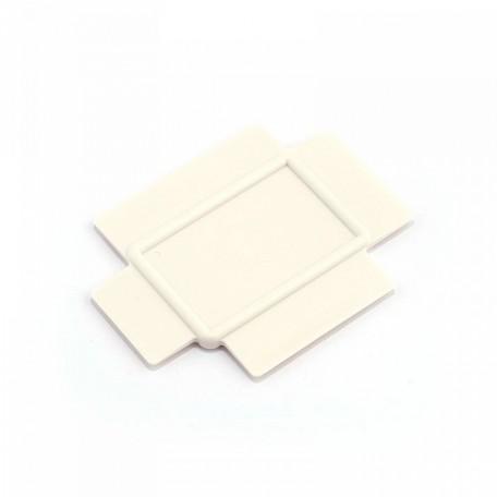 PLD-33020 Декоративный скребок MSC 9,5х11,4 см