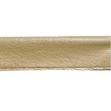 Кант из искусственной кожи арт.ТВ-ИК 13мм цв. 03 упак.43м