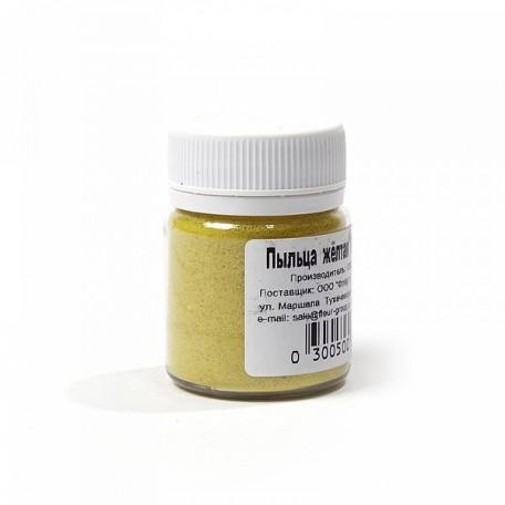 FL.03-0050 FLEUR Пыльца желтая 60гр.