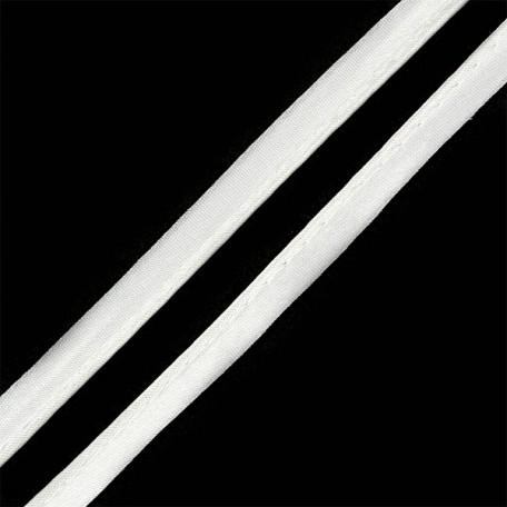 Кант отделочный, 72 ярда, 11 мм цв.101 белый А