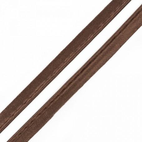 Кант отделочный, 72 ярда, 11 мм цв.304 коричневый А