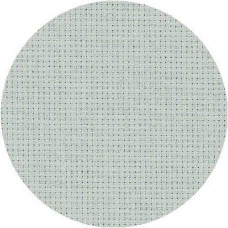 Канва 'Zweigart' Stern-Aida арт.3706 упак.48х53 (10смх54кл) цв.718 фисташковый