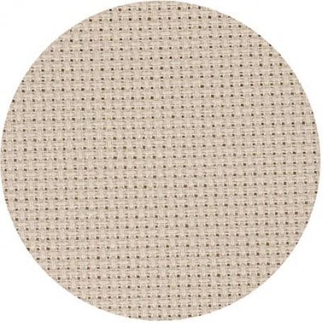Канва 'Zweigart' Stern-Aida арт.3706 упак.48х53 (10смх54кл) цв.770 серая платина