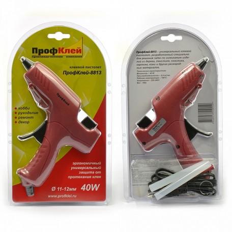 Пистолет термоклеевой арт.ПК.8813