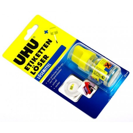 Жидкость для снятия этикеток UHU арт. 48910 25мл.