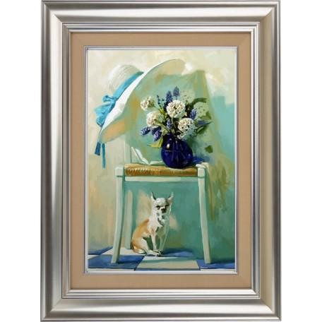 Набор 'Колор Кит' картина по номерам арт.КК.AM026 Фотосессия 30х40