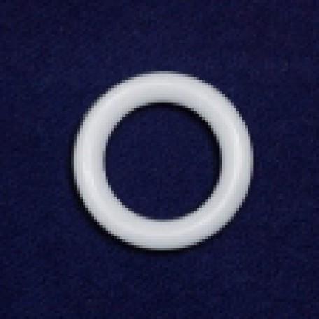 Кольцо ковровое пластик D-12мм уп. 120 шт. А