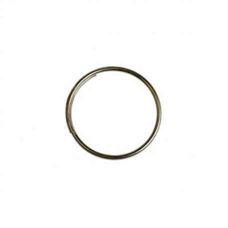 Кольцо металлическое для штор D=33 уп. 100 шт.