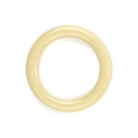 Кольцо пластик D=34 цв.св.серый уп. 50 шт. А