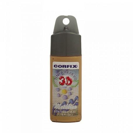 CFX.14500.402 Corfix Контур 3D METALIC 402 старое золото 35 мл