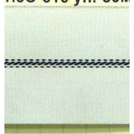 Корсаж брючный 5с-616 52мм цв. белый/черный