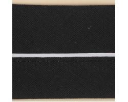 Корсаж брючный закрытый арт.2.1СВ (БЯЗЬ) цв.черный с логотипом