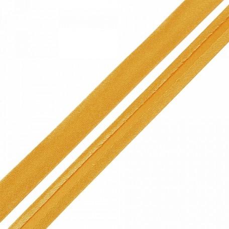 Косая бейка,атлас.15мм арт.КБ.15.114 цв.114 св.оранжевый A