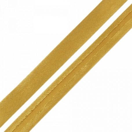 Косая бейка,атлас.15мм арт.КБ.15.116 цв.116 св.коричневый A