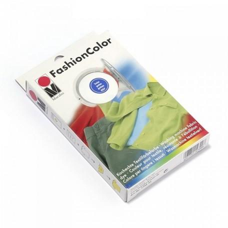 Краситель для ткани Marabu-Fashion Color арт.174023057 цвет 057 синий