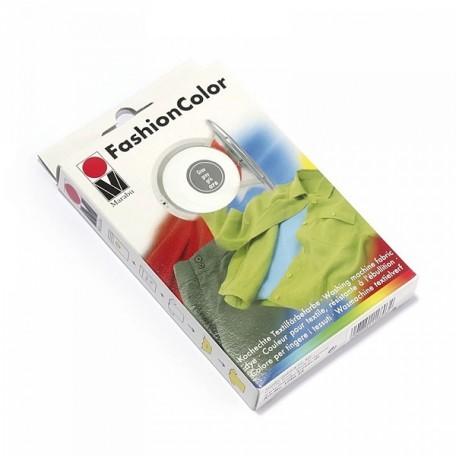 Краситель для ткани Marabu-Fashion Color арт.174023078 цвет 078 серый