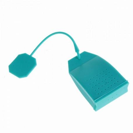 СЛ.861117 Ситечко для заваривания чая ' Чай' 15х4 см цвета МИКС