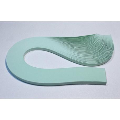 Бумага для квиллинга 01-05, светло-зеленый, пастельный, ширина 7 мм арт.3303507300