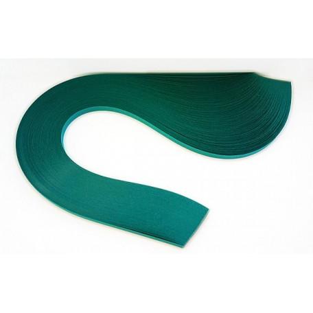 Бумага для квиллинга, бирюзовый, ширина 10 мм арт.3444510300