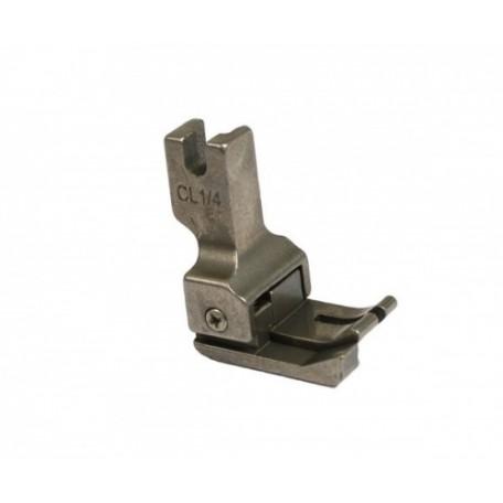 Лапка арт.ТВ-CL1/ 4E металл шир.6,35мм для вшивания канта к ПШМ