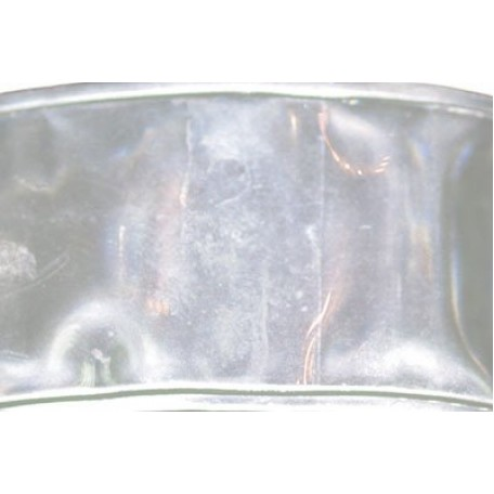 Лента светоотражающая арт.СВЛ-5202 'КАТАФОТ'(5х45см) цв.белый