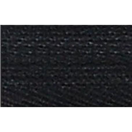 Лента 'липучка' 16мм цв.310 черный