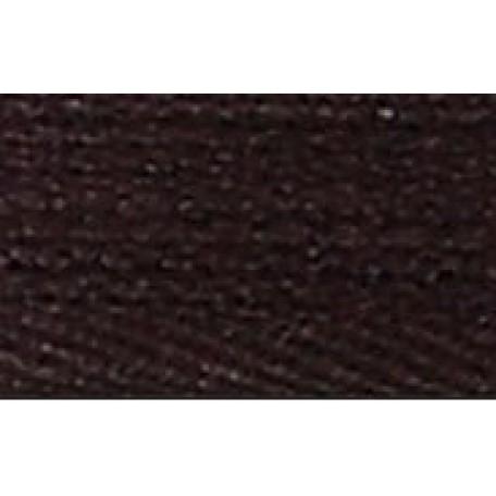 Лента 'липучка' 20мм цв.294 т.коричневый