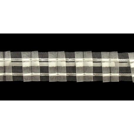 Лента шторная арт.0С-795 капрон шир.40мм