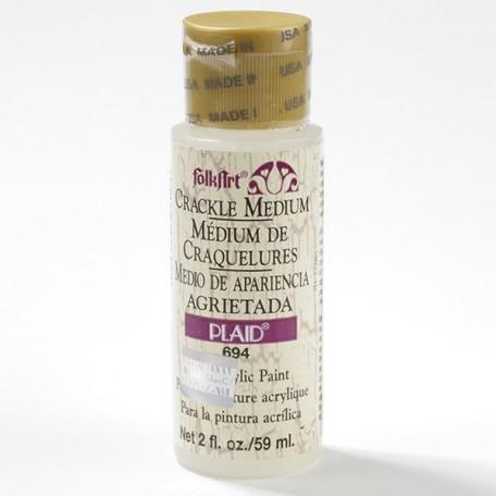 PLD-00694 Средство-медиум кракелюр (эффект старения), 59 мл