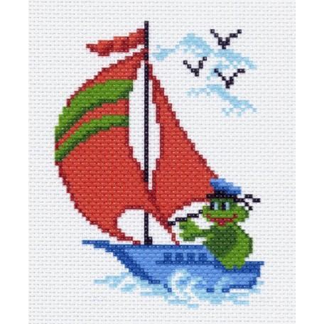 Набор для вышивания арт.МП-16х20 - 0924