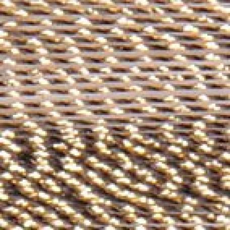 Нитки металлизированные 150D/1 арт. 4060 OR 5000Y цв. FMHS-2002 черн-золото