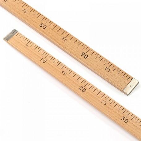 КЛ.22444 Метр деревянный