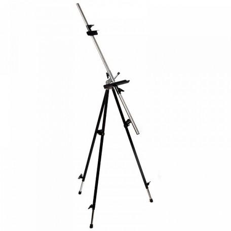 Мольберт НП арт.DK15131(a) металлический алюминиевый тренога 92х92х203 см