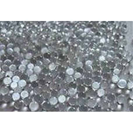 Наполнитель для игрушек арт. КЛ.24065 'Гранулят стеклянный' микро 0,5-1,5 мм уп. 500гр. +/-15гр.