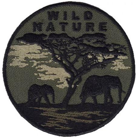 Нашивка арт.НРФ.16721182 Дикая природа - Африка