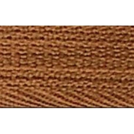 Молния мет. никель №4 BH11-7030 40см. цв.274 св.коричневый