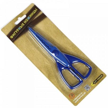 Ножницы фигурные Craft Premier арт.21412-21 №21 16,5см
