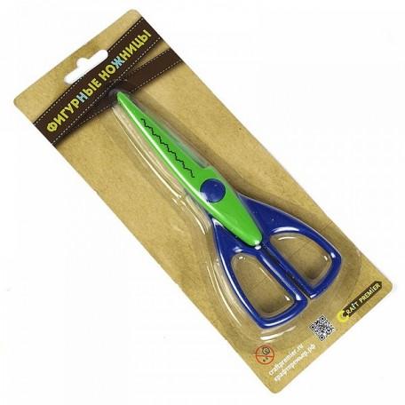Ножницы фигурные Craft Premier арт.21412-25 №25 16,5см