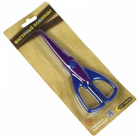 Ножницы фигурные Craft Premier арт.21412-27 №27 16,5см
