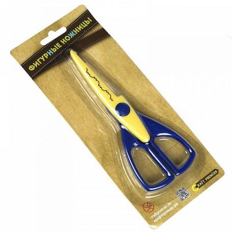 Ножницы фигурные Craft Premier арт.21412-30 №30 16,5см